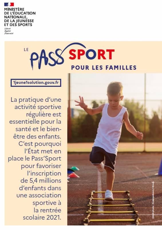 Pass'Sport en Charente